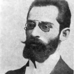 Felix Zamenhof, Ludwik's brother, around 1910
