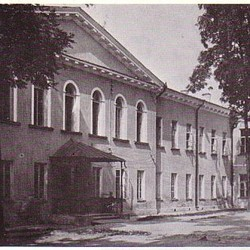 The college in Bialystok