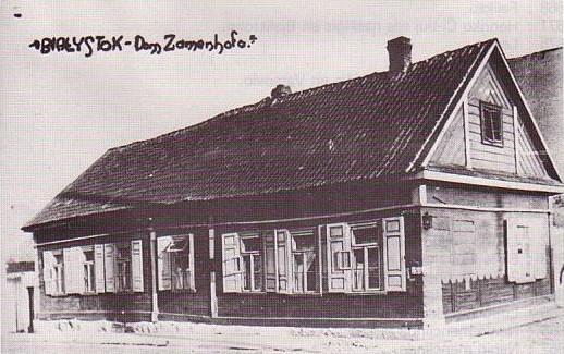 Chronologicky Zivotopis Zamenhof Info